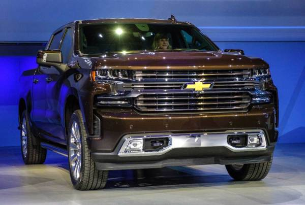 2019 Chevy Silverado Introduced With Diesel Engine