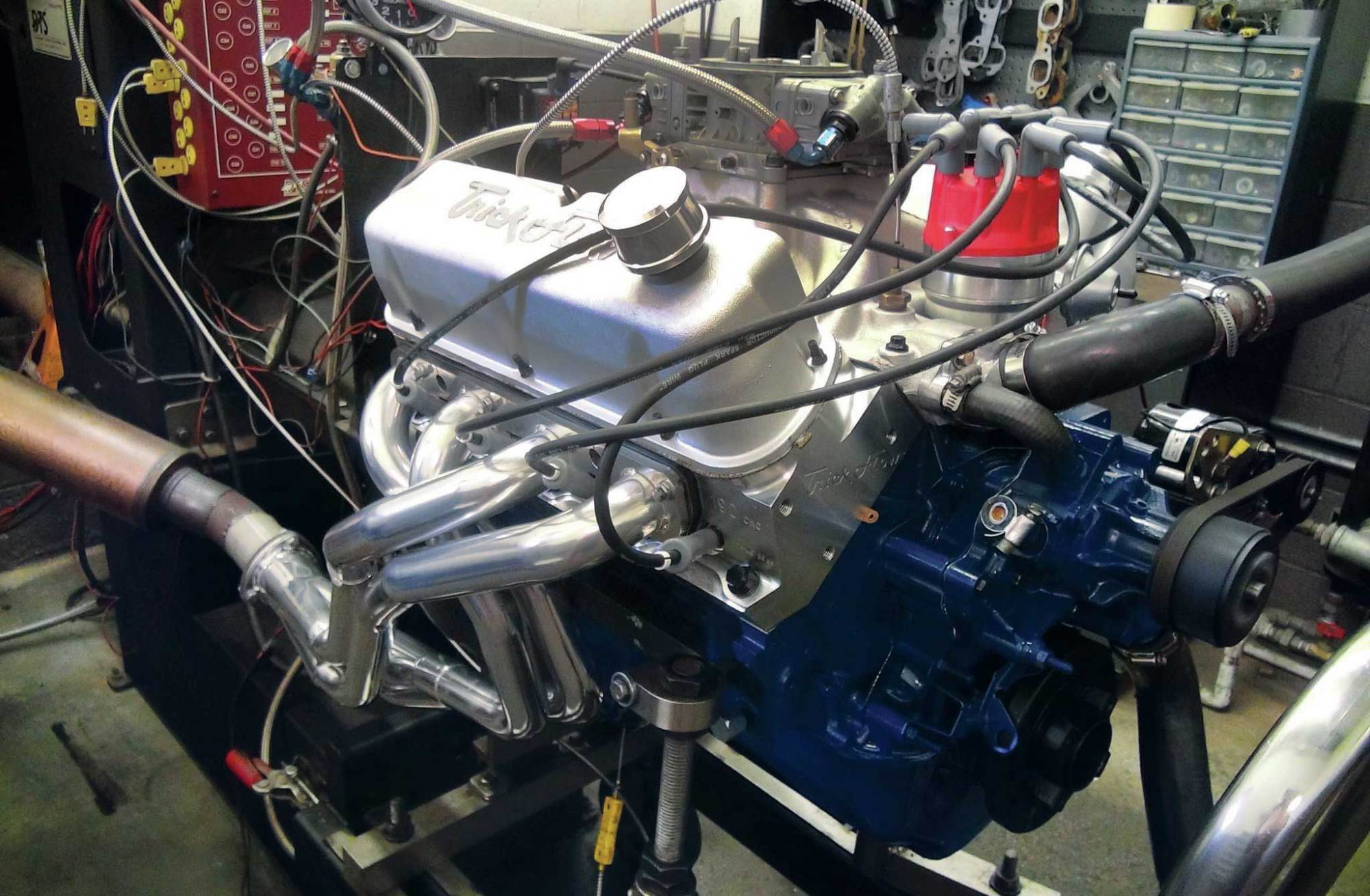 hight resolution of ford 351 windsor on dyno