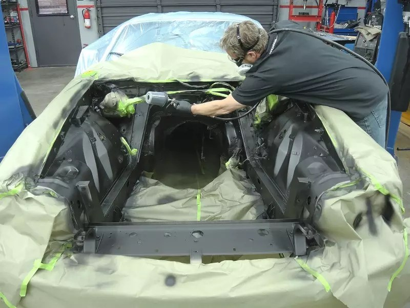 How To Paint An Engine Bay Learn Pro Tips From Paint