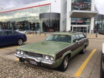 Lot Shots Find Of Week 1973 Plymouth Satellite Wagon