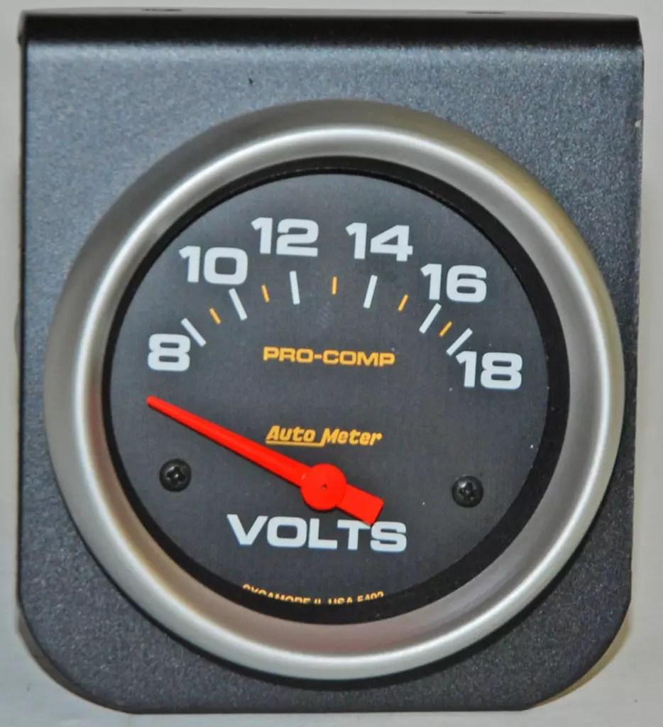 hight resolution of gauge cluster voltage regulator on gauges auto meter voltmeter