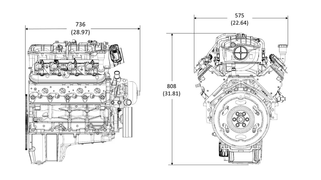 6 0l Engine Diagram