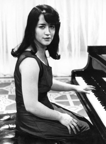 Martha Argerich Part 1  On And Off The Record