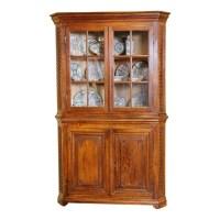 Corner cabinet : On Antique Row - West Palm Beach - Florida