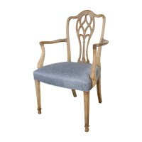 Set Of 8 Hepplewhite Dining Chairs : On Antique Row - West ...