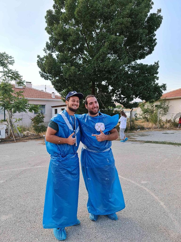 Ankara'daki Bir Köy Okulunu Onardık - 04