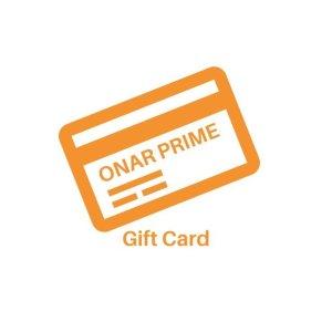 Gift Card Orange