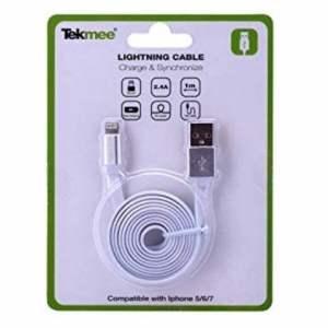 Cavo parafulmini USB per iPhone/iPad – 1 Metro