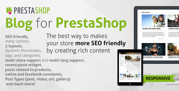 Prestashop-blog-module-codecanyon