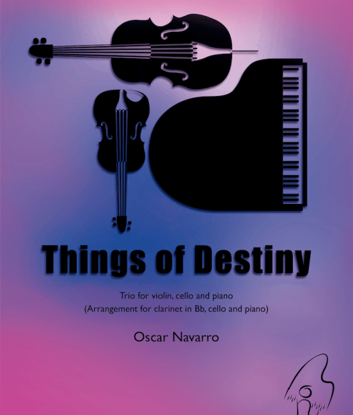 Things of destiny-clarinete, chelo y piano-CP