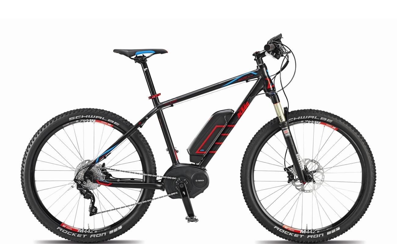 Electric Bikes: Ktm Electric Bikes