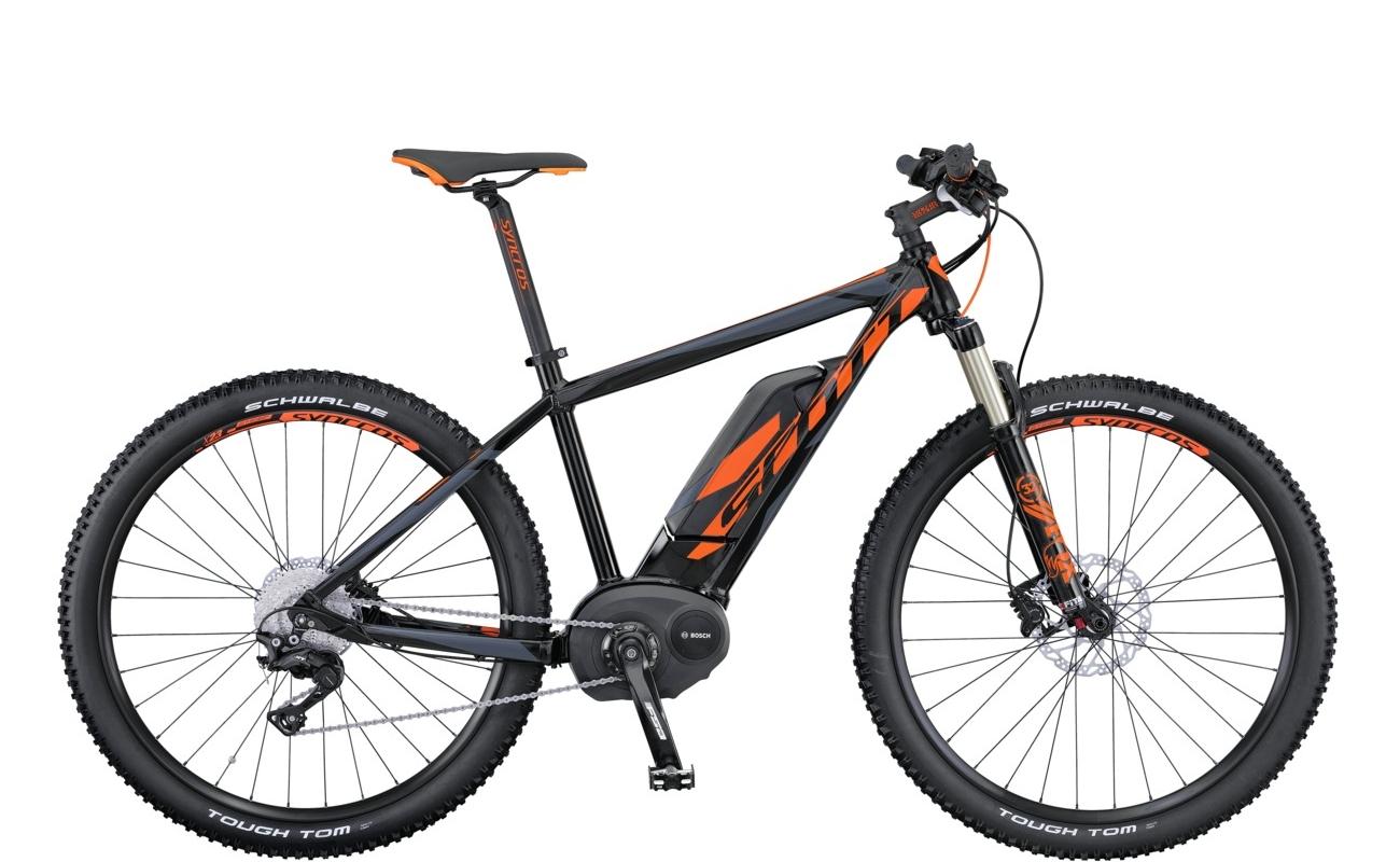 Electric Bikes: Scott Electric Bikes