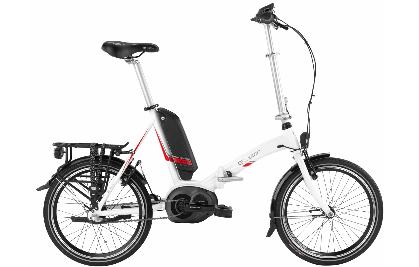 Xenion Volt Folding Electric Bike With Bosch Motor From Bh