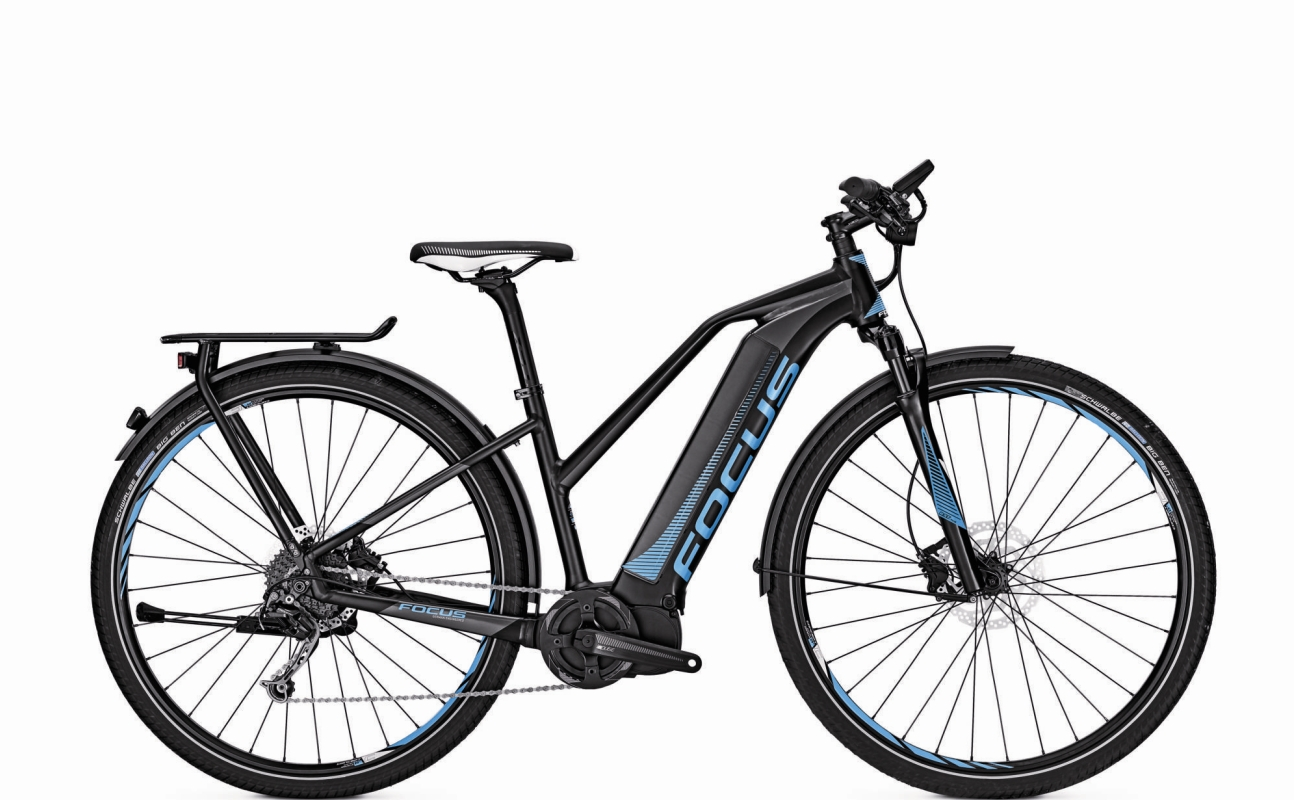 Jarifa Istreet By Focus With Integrated Battery