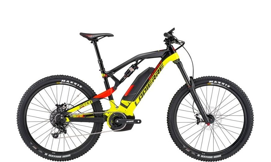 Lapierre Overvolt SX 600| OnBike Electric Bikes in West