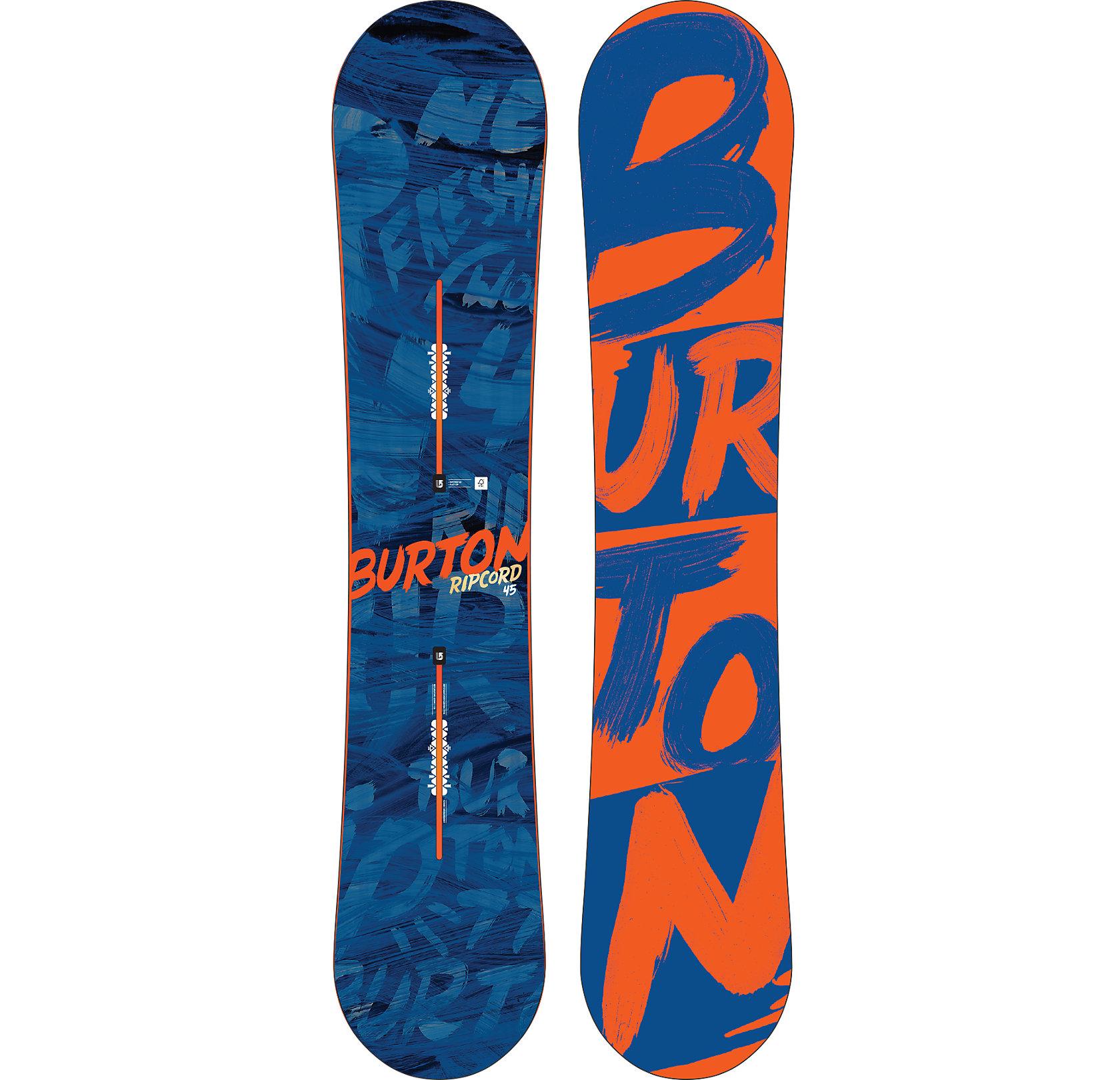 Burton ripcord snowboard 150 onboard store pinerolo torino - Marche tavole da snowboard ...