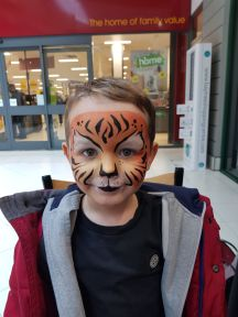 Baytree - Mother's Day face painting