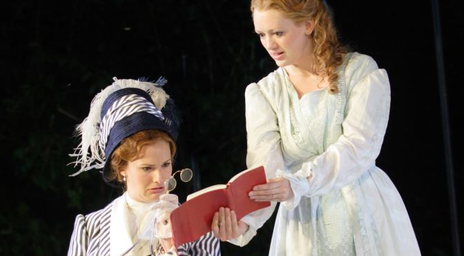 """""""The Importance of Being Earnest"""" at Regent's Park Open Air Theatre"""