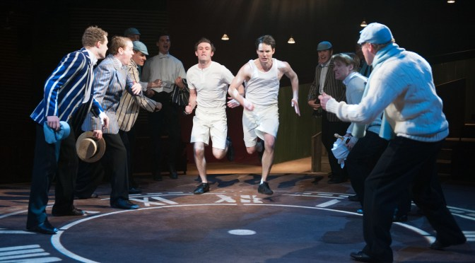 """Chariots of Fire"" at Hampstead Theatre"