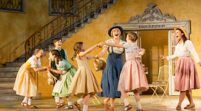 """The Sound of Music"" at Regent's Park Open Air Theatre"
