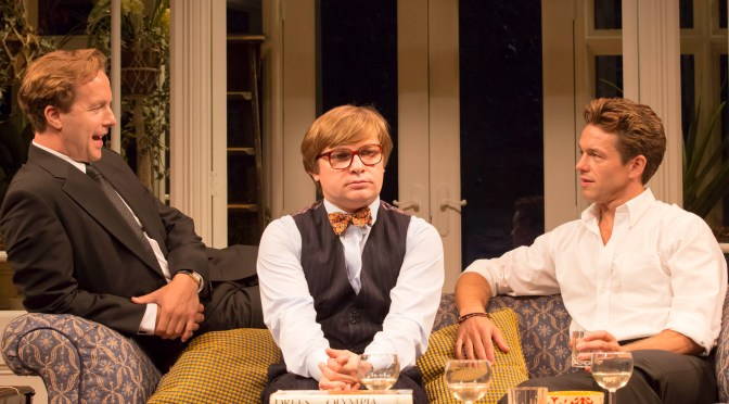 """My Night With Reg"" at the Donmar Warehouse"