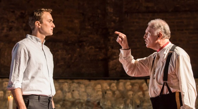 """Charles III"" at Wyndham's Theatre"