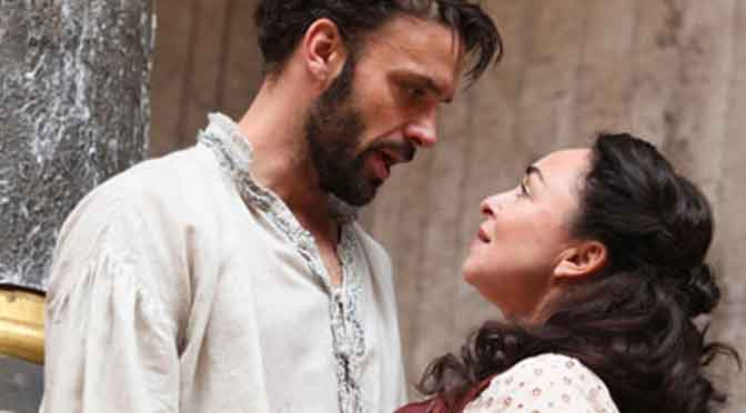 """Macbeth"" at Shakespeare's Globe"