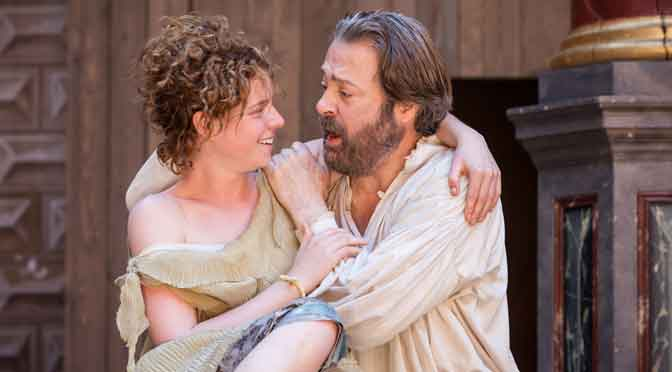 """""""The Tempest"""" at Shakespeare's Globe"""