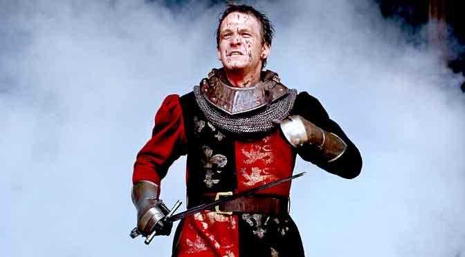 """""""Henry V"""" at Shakespeare's Globe"""