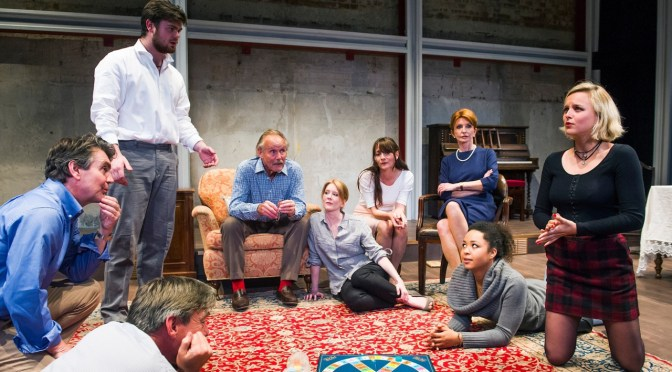"""The Gathered Leaves"" at the Park Theatre"