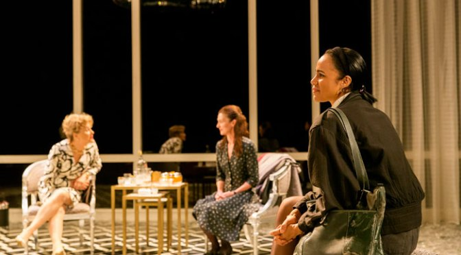"""Splendour"" at the Donmar Warehouse"