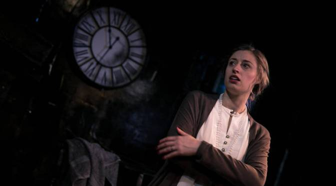"""Benighted"" at the Old Red Lion Theatre"