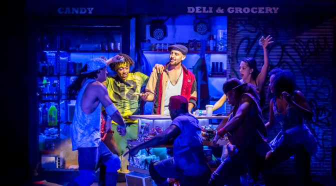 """In The Heights"" at King's Cross Theatre"