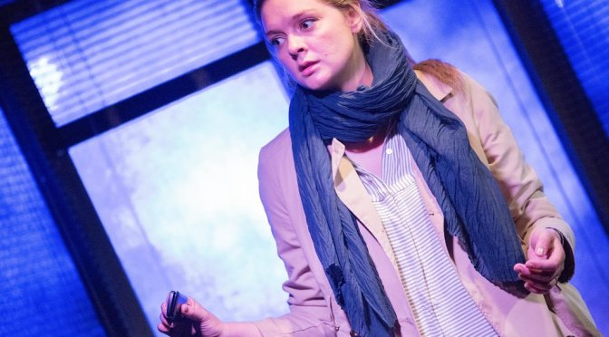 """Chummy"" at the White Bear Theatre"