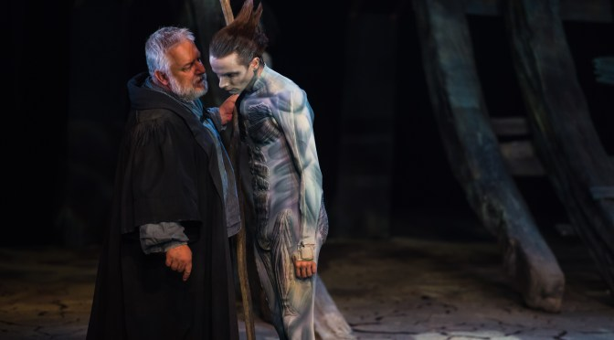 """The Tempest"" at the Barbican"