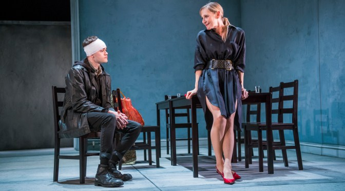"""The Seagull"" at the Lyric Hammersmith"