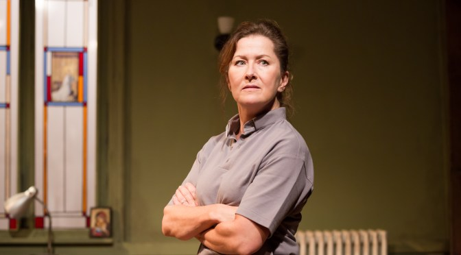 """The Busy World Is Hushed"" at the Finborough Theatre"