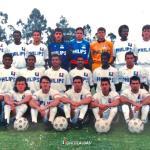 El Once Caldas ganador del apertura de 1993