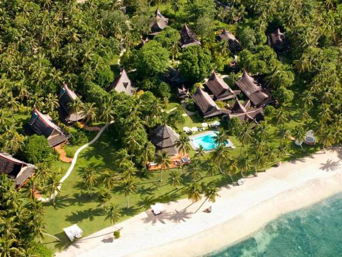 Luxury resorts in the Philippines Dedon Island