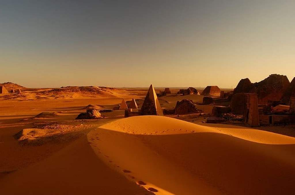 incredible places sudan