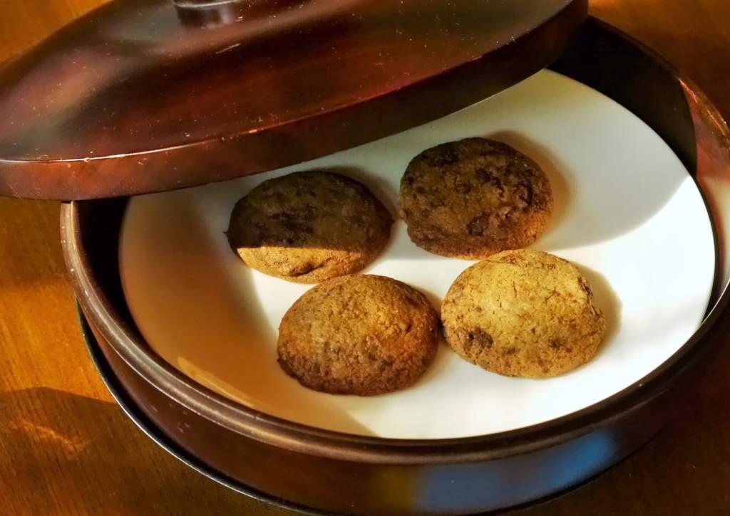 Afternoon cookies