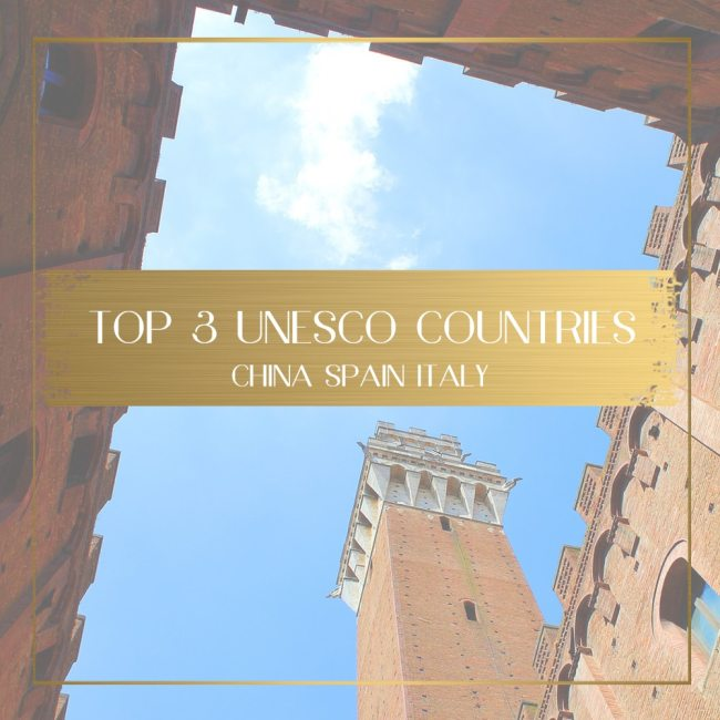 UNESCO countries feature