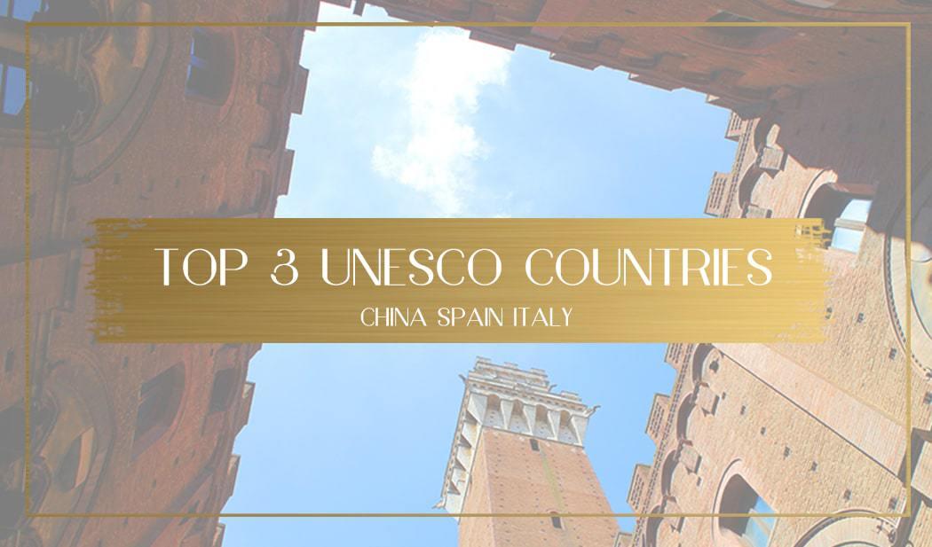UNESCO countries main