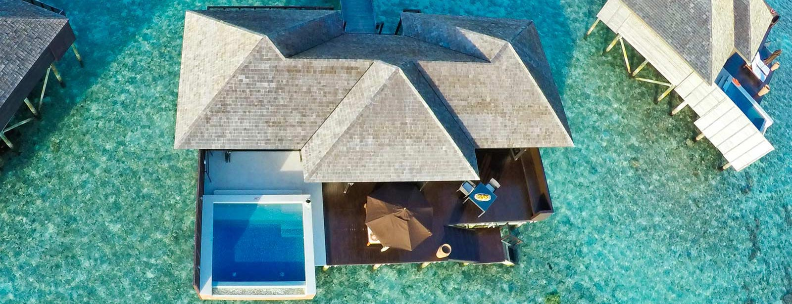 Lily Beach, Maldives luxury resorts
