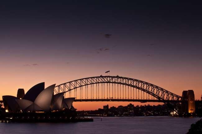 Bridge Climb at Sydney Harbour