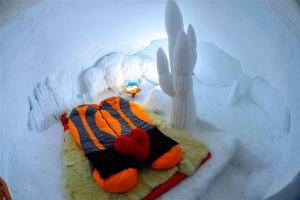 igloo ice hotels