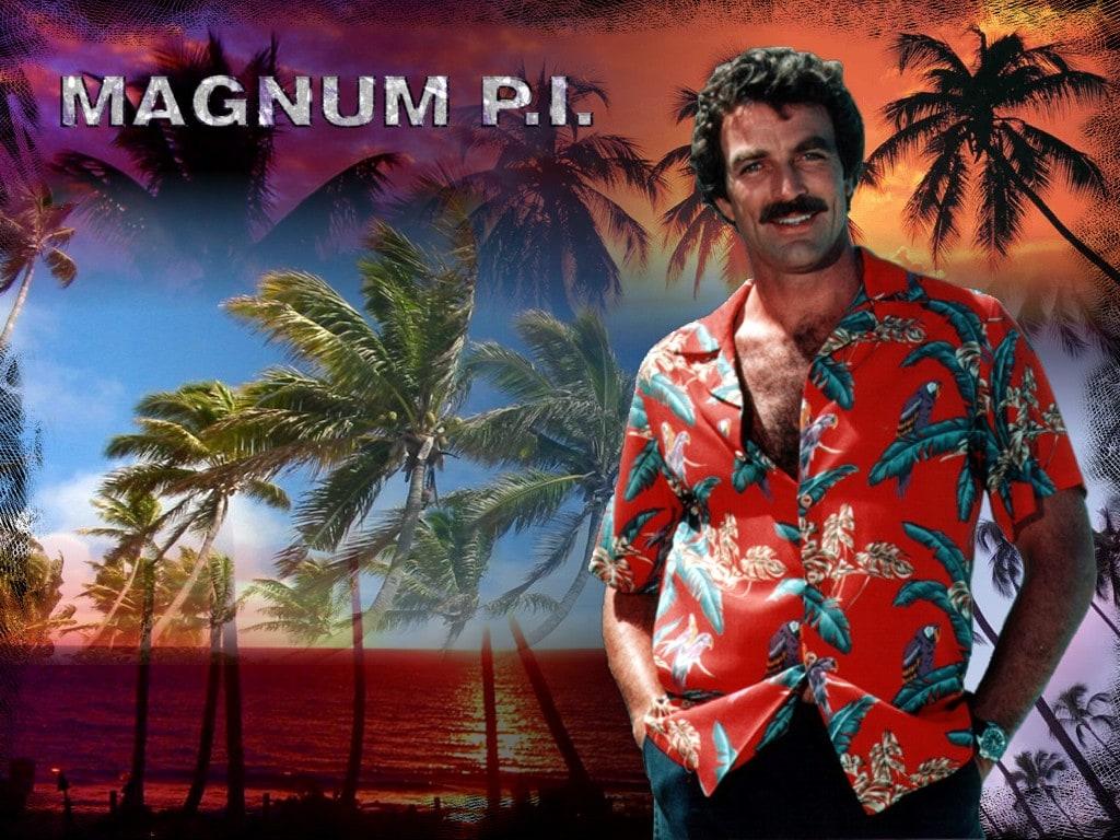 Magnum PI in Bora Bora