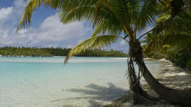 The Aitutaki Lagoon