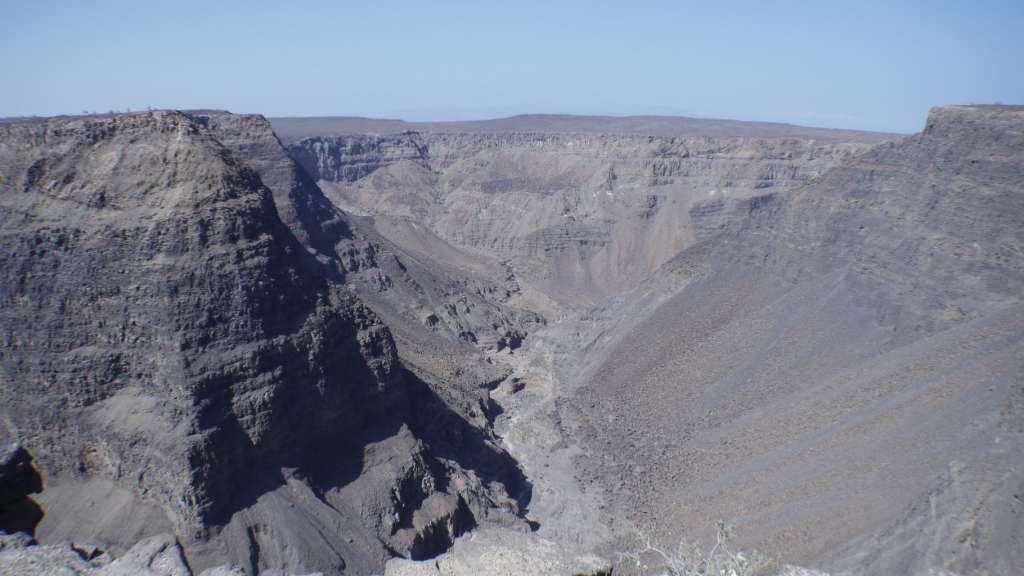 Canyon Djibouti