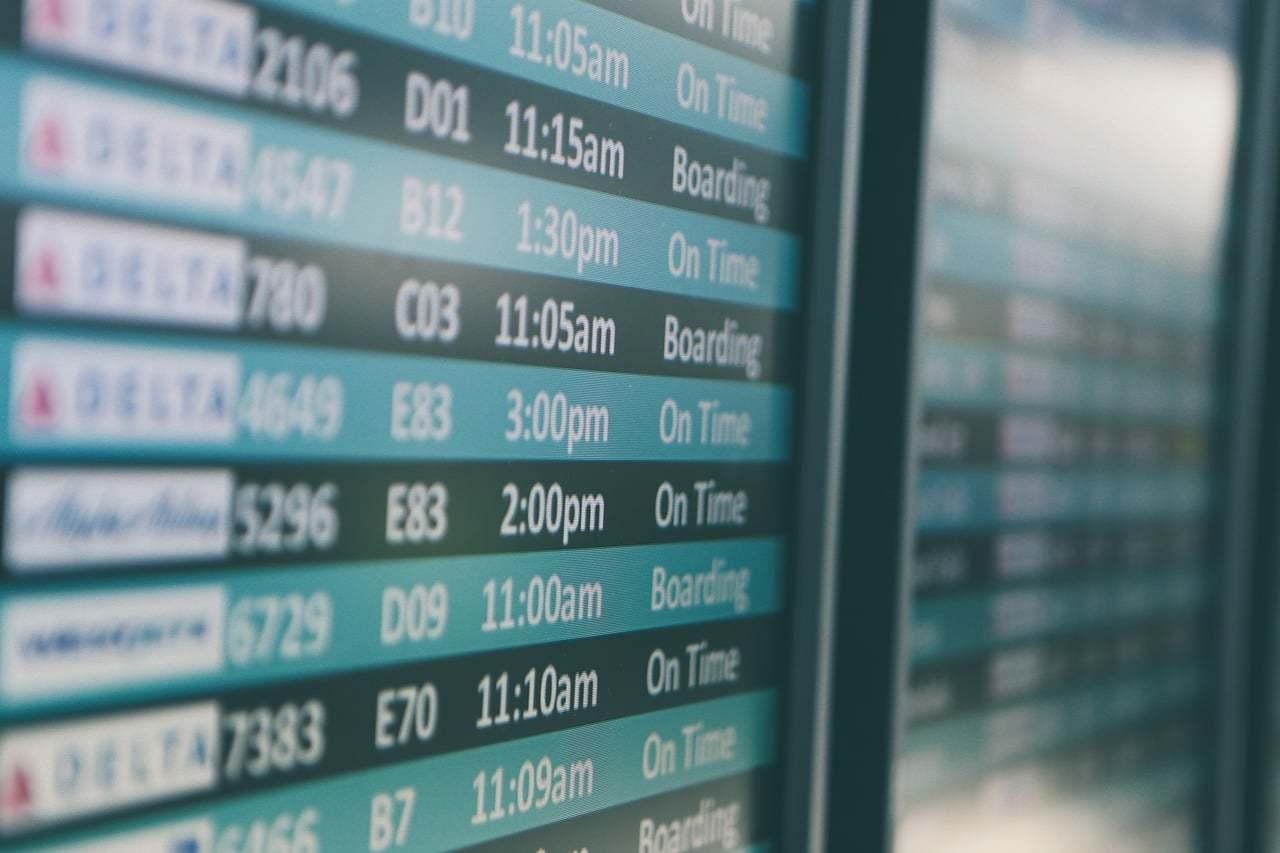 airport code